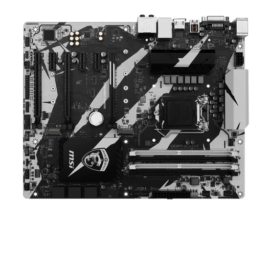 Placa de baza MSI B250 KRAIT GAMING, Socket 1151