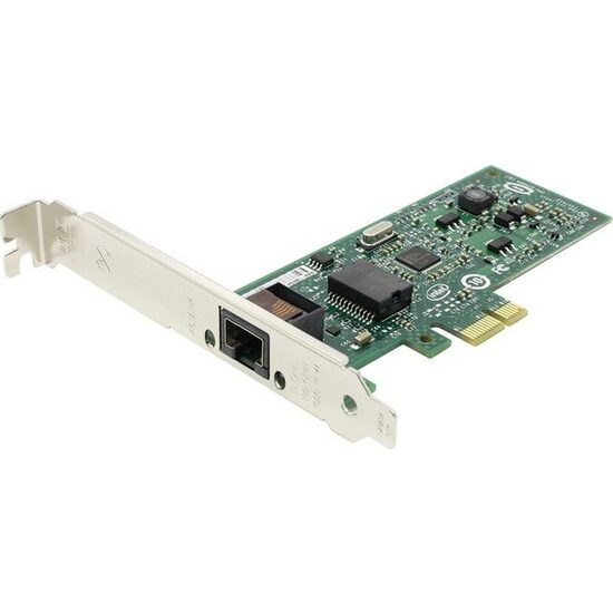 Placa de retea INTEL PRO/1000 CT 10/100/1000Base-T, Bulk, Ethernet