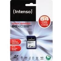 Card de memorie intenso SD 64GB (3411490)