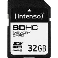 Card de memorie intenso SD 32GB (3411480)