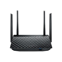 Router ASUS RT-AC58U, AC1300, Gigabit, USB 3.0.