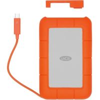 HDD extern LaCie Rugged Thunderbolt &USB-C 3.1