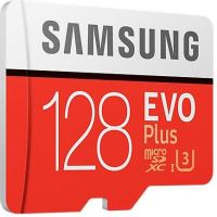 Card de memorie samsung EVO PLUS 128GB SDXC CLASA 10 + ADAPTOR (MB-MC128GA / UE)