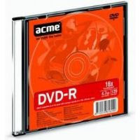 DVD-R Acme 4.7 GB, 16X, Slim Case