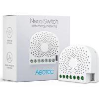 NANO SMART HOME SWITCH W / POW. / CONTORIZAREA Z-WAVE ZW116 AEOTEC