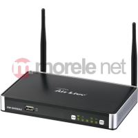 Router airlive GW-300NAS 300Mbps 802.11n [4x Gigabit LAN, 1x Gigabit WAN] [2T2R] [IPTV pass-through] [US]