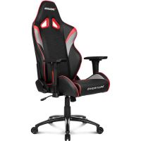 Scaun gaming AKRacing Overture Rosu