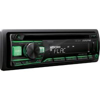 Player auto alpine Stereo Car Alpine CDE-201 R
