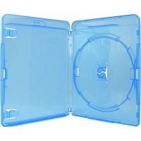 Blu-ray Box Amaray 15 mm clip mit 100 St