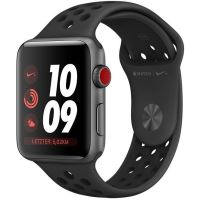 Smartwatch Apple Watch Nike+ Series 3 + Cellular (MQMF2ZD/A)