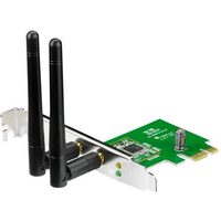 Adaptor wireless ASUS PCE-N15 Wireless-N300 Adapter, IEEE 802.11b/g/n, PCI Express Up to 300Mbps Transfer/Receive Rate