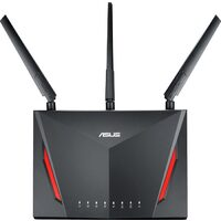 Router Wireless Asus RT-AC86U, AC2900, AiProtection, Dual-Band, Gigabit, AiMesh, suport 3G/4G, USB 3.0