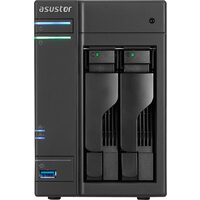 Server Stocare Retea NAS, 2-bays, ASUSTOR AS6302T