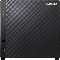 Network Attached Storage Asustor AS3104T, Procesor Intel® Celeron® Dual-Core N3050 1.60GHz, 2GB DDR3L, 4-bay, USB 3.0, 1 x GbE, Tower