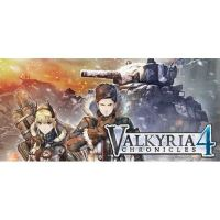 PS4: Valkyria Chronicles 4