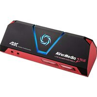 Placa de captura , AVerMedia , Live Gamer Portable 2 USB HDMI , 4Kp60