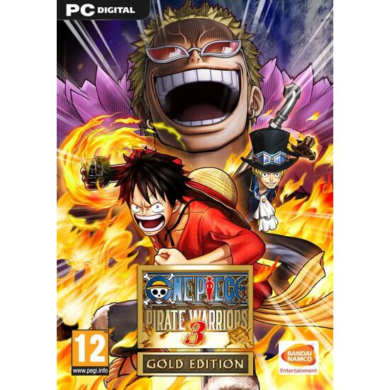 One Piece: Warriors Pirate 3 - Gold Edition, ESD (796280)