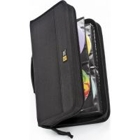 Case Logic CD caz CDW64 / + 64 8 Capacitate 2-up CD Wallet - CDW64