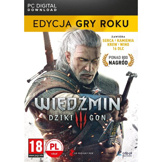 The Witcher 3: Wild Hunt - Jocul Anului Edition, ESD
