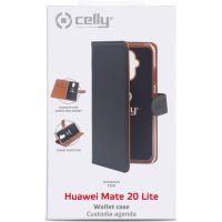 Husa telefon celly Celly Wally Case Mate HUAWEI Lite 20 negru