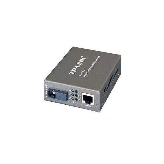 Media Convertor TP-Link MC112CS, RJ45 10/100M