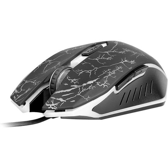 Mouse Tracer Gaming Ghost Le Avago 5050, Black