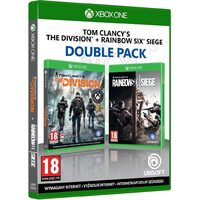 Joc Rainbow Six Siege + The Division Xbox One
