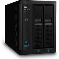 Server NAS western digital My Cloud Pro Series PR2100 8TB (WDBBCL0080JBK-EESN)