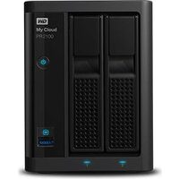 Server NAS western digital My Cloud Pro Series PR2100 4TB (WDBBCL0040JBK-EESN)