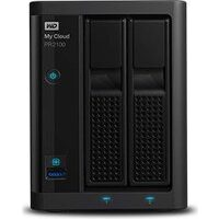 Server NAS western digital Noi Cloud Pro Series PR2100 0TB (WDBBCL0000NBK-EESN)