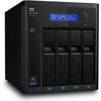 "Network Attached Storage WD My Cloud EX4100, Marvell® ARMADA® 388 Dual Core 1.6 GHz, 2GB DDR3, 4-Bay, 3.5"", 2 x GbE"