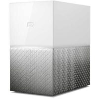 Dispozitiv de stocare atasate la retea , Western Digital , My Cloud Home Duo 8TB , gri