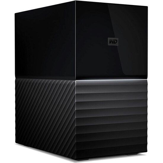 HDD extern WD My Book Duo, 12 TB, USB 3.1
