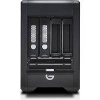 Server NAS g-technology G-SPEED 3 EV Bay Shuttle Thunderbolt Series adaptoare, 20TB, negru