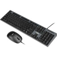 Kit Tastatura + Mouse ibox I-BOX SET DESKTOP KIT KEYBOARD si mouse-ul