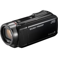 Camera video JVC EverioR GZ-R401BEU, Quad-Proof, Full HD, Negru