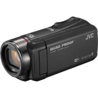 Camera video JVC EverioR GZ-RX605BEU, Quad-Proof, Full HD, Negru