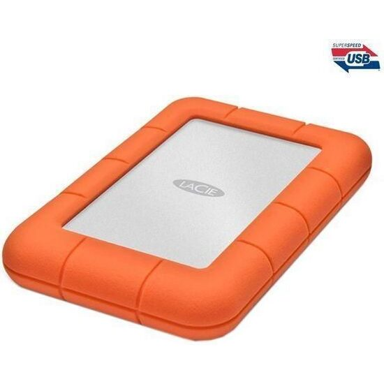 Hard disk extern Lacie Rugged Mini Mobile 1TB 2.5 inch USB 3.0