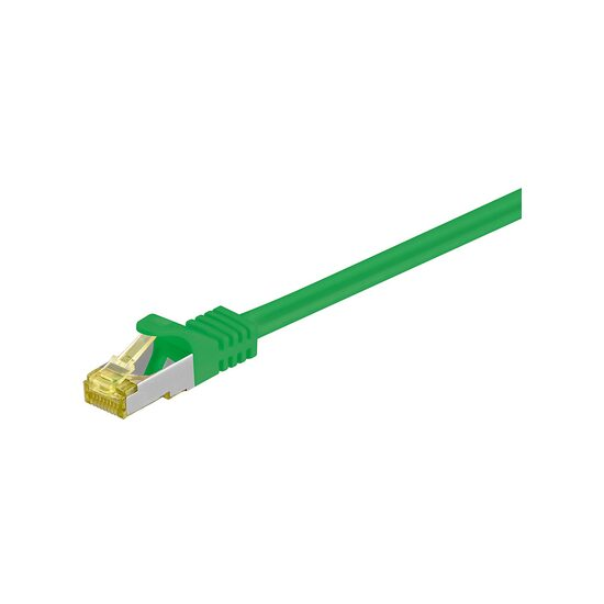 S/FTP CAT7 1m Green LSZH - SFTP701G
