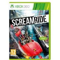 ScreamRide Xbox 360   (885370861976)
