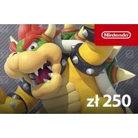 Gift card nintendo Topping 250