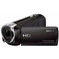 Camera video Sony Handycam® HDR-CX240E, Full HD, Negru