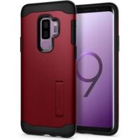 Slim Armor Samsung G965 S9 Plus czerwony/red (593CS22969)
