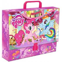 Servieta A4 XXL My Little Pony (WIKR-940664)