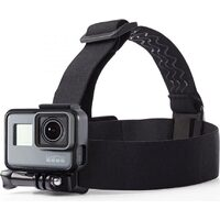 HEADSTRAP GoPro BLACK