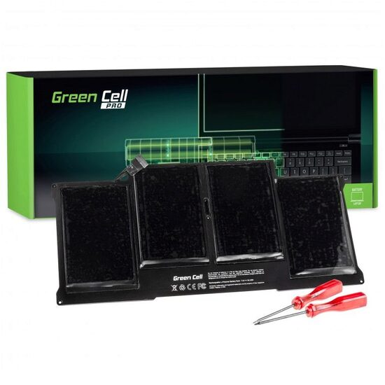 Baterie pentru Laptop Apple MacBook Air , Green Cell , A1377 A1405 A1496 , 13 A1369 A1
