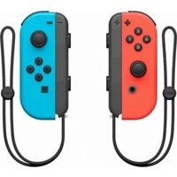 Joy-Con Pair pentru Nintendo Switch Neon Red, Neon Blue