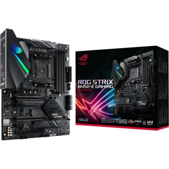 Placa de baza ASUS ROG STRIX B450-E GAMING, Socket AM4
