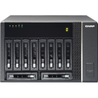 Rack expansion QNAP REXP-1000 PRO pentru TurboNAS, Tower, 10-Bay